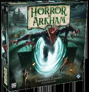 Horror w Arkham 3 edycja: Tajemnice zakonu