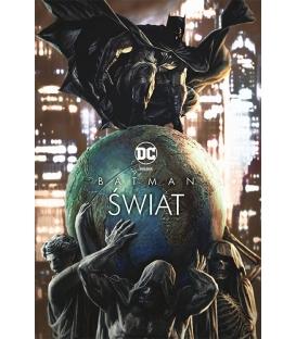 Batman – Świat (komiks) (przedsprzedaż)
