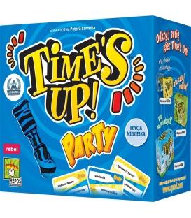 Time's Up! Party (edycja niebieska) (przedsprzedaż)