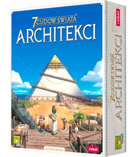 Architekci 7 Cudów Świata (przedsprzedaż)