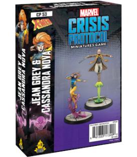 Marvel: Crisis Protocol - Jean Grey & Cassandra Nova