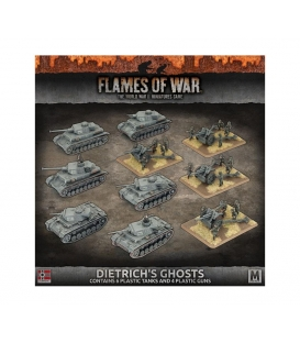 Dietrich's Ghosts - Army Deal (Plastic)