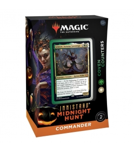 Magic The Gathering: Innistrad: Midnight Hunt - Commander Deck Display A