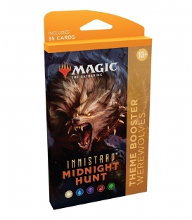 Magic The Gathering: Innistrad: Midnight Hunt - Theme Booster Werewolves