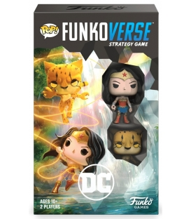 POP! Funkoverse: DC Comics 102 (Wonder Woman & Cheetah)