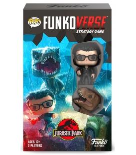 POP! Funkoverse: Jurassic Park 101 (Dr Ian & T. Rex)