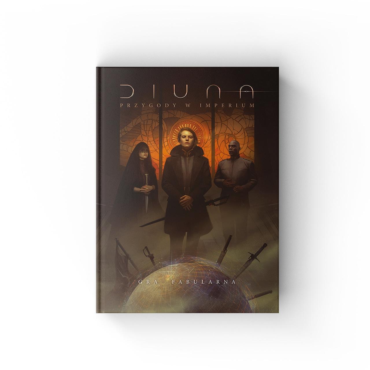Diuna RPG : Podręcznik Podstawowy (edycja polska) + PDF (przedsprzedaż)