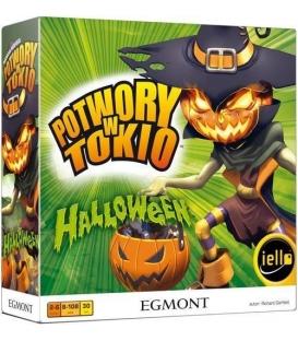 Potwory w Tokio: HALLOWEEN (Portal Games) (edycja polska) (przedsprzedaż)