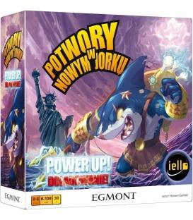 Potwory w Nowym Jorku - Dodatek PowerUP! Doładowanie! (Portal Games) (edycja polska) (przedsprzedaż)