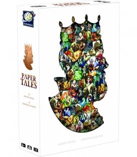 Paper Tales (edycja polska) (Gra uszkodzona)