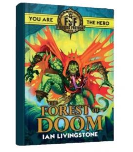 Fighting Fantasy: Puszcza Zagłady (przedsprzedaż)