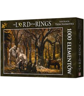 Puzzle Władca Pierścieni: Pieśń wśród Trollowych Wzgórz (1000 elementów) (przedsprzedaż)