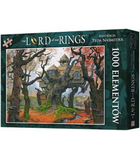 Puzzle Władca Pierścieni: Rhosgobel (1000 elementów) (przedsprzedaż)