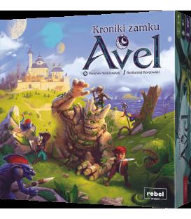 Kroniki zamku Avel (przedsprzedaż)