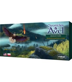 Kroniki zamku Avel: Niezbędnik poszukiwaczy przygód (przedsprzedaż)