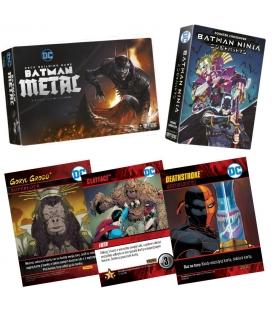 Zestaw DC Batman + 3 karty promocyjne (przedsprzedaż)