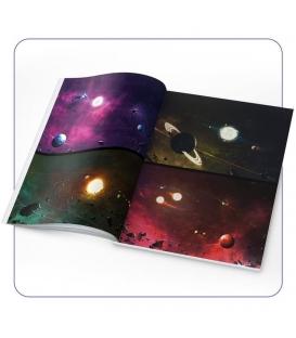 ISS Vanguard - Galactic Almanac (edycja polska - Gamefound) (przedsprzedaż)