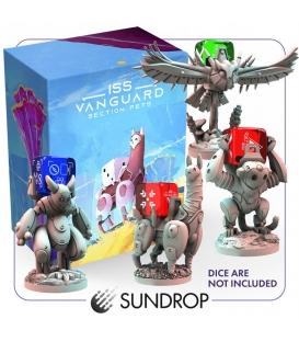 ISS Vanguard - Section pets (sundrop) (Gamefound) (przedsprzedaż)