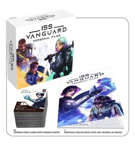 ISS Vanguard - Personal Files Expansion (edycja polska - Gamefound) (przedsprzedaż)