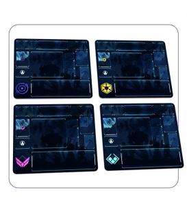 ISS Vanguard playmats (Gamefound) (przedsprzedaż)
