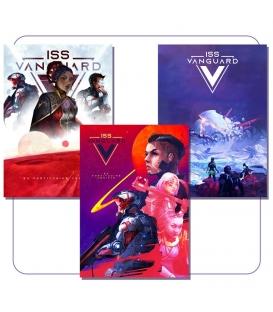 ISS Vanguard Poster bundle (3 posters) (Gamefound) (przedsprzedaż)