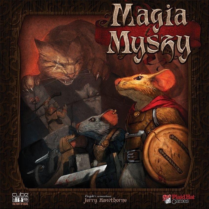 Magia i Myszy