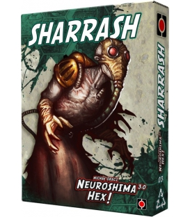 Neuroshima HEX: Sharrash (edycja 3.0)