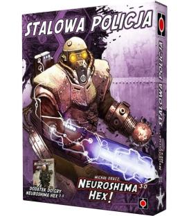 Neuroshima HEX: Stalowa Policja (edycja 3.0)