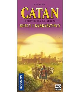 Catan: Kupcy i Barbarzyńcy – Dodatek dla 5-6 graczy