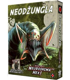 Neuroshima HEX: Neodżungla (edycja 3.0)