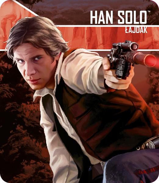Star Wars: Imperium Atakuje - Han Solo, Łajdak