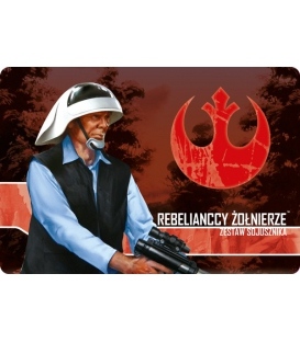 Star Wars: Imperium Atakuje - Rebelianccy Żołnierze, Zestaw Sojusznika