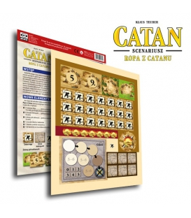 Catan - Ropa z Catanu