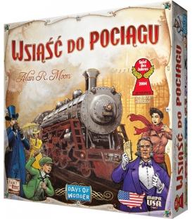 Wsiąść do Pociągu: USA