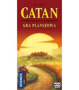 Catan dla 5-6 graczy (nowa edycja)