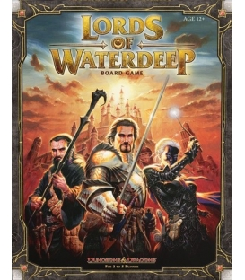 Dungeons and Dragons: Lords of Waterdeep (gra uszkodzona)