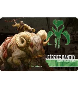 Star Wars: Imperium Atakuje - Jeździec Banthy, Zestaw przeciwnika