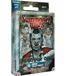 Summoner Wars: Tundrowe Orki - Druga Talia