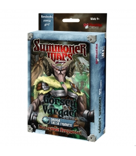Summoner Wars Druga Talia - Górscy Vargaci