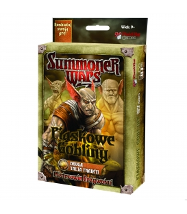 Summoner Wars Druga Talia - Piaskowe Gobliny