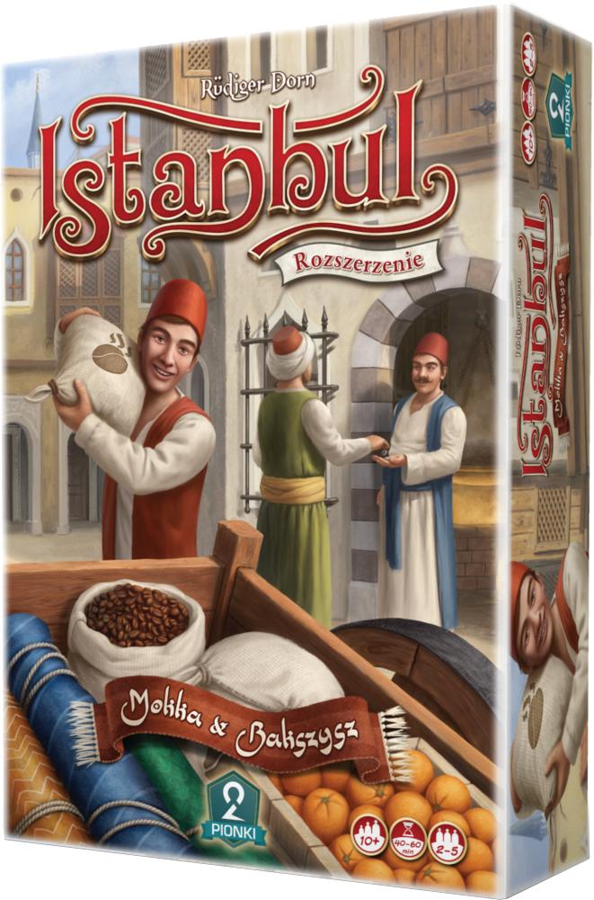 Istanbul (Stambuł): Mokka i Bakszysz