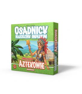 Osadnicy: Narodziny Imperium - Aztekowie