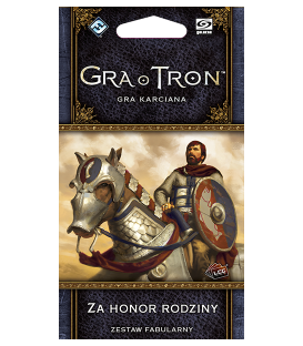Gra o Tron: Gra karciana (2ed) - Za honor rodziny