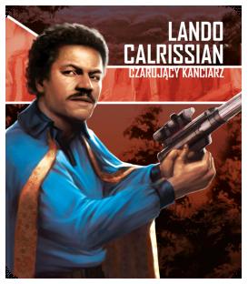 Star Wars: Imperium Atakuje - Lando Calrissian: Czarujący kanciarz