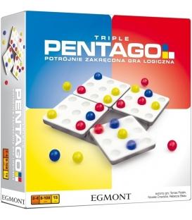Pentago Triple