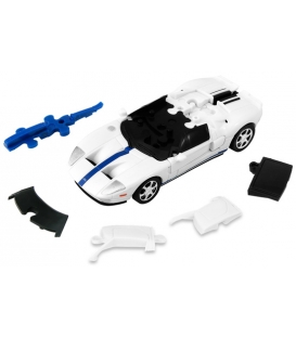 Puzzle 3D CARS - Ford GT