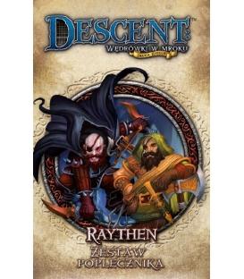 Descent: Wędrówki w Mroku - Raythen zestaw poplecznika