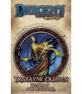 Descent: Wędrówki w Mroku - Tristayne Olliven - Zestaw Poplecznika