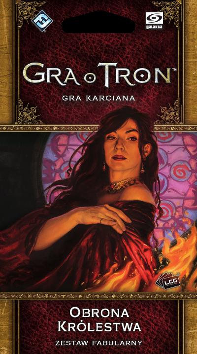 Gra o Tron: Gra karciana (2ed)  Obrona Królestwa