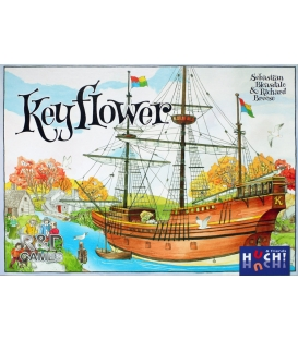 Keyflower (edycja polska) + kafle promo